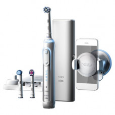 Oral-B Genius 8000 Elektromos fogkefe (kék)