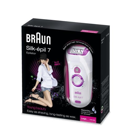 ... Braun Silk-épil 7 7175 Wet Dry Epilátor ... e7c2d63a9c